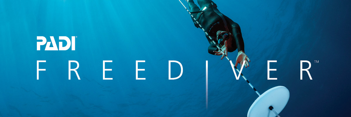 PADI Freediving Course UK