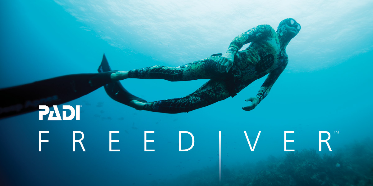 PADI Freediving Courses