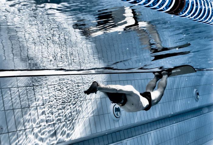 Mono Fin Freediving