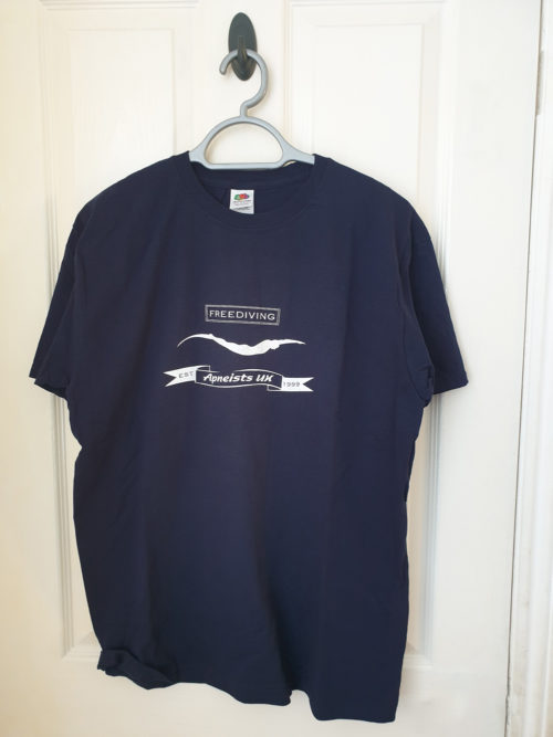 Apneists UK Freedivers Club Shirt