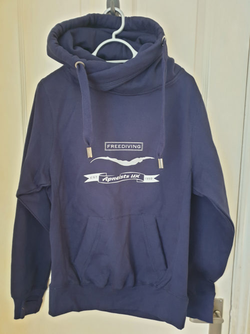 Apneists UK Freedivers Club Hoodie