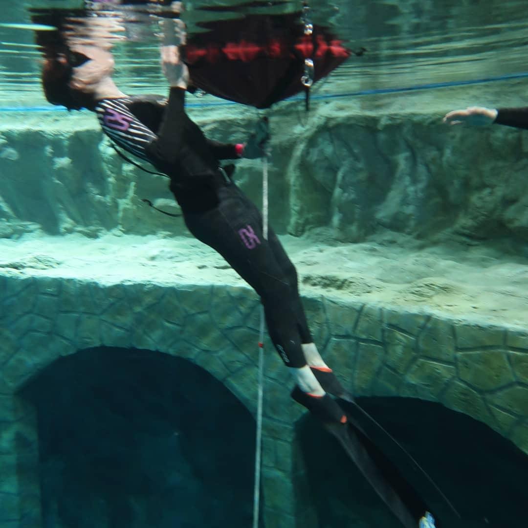 AIDA 2 Freediving Germany