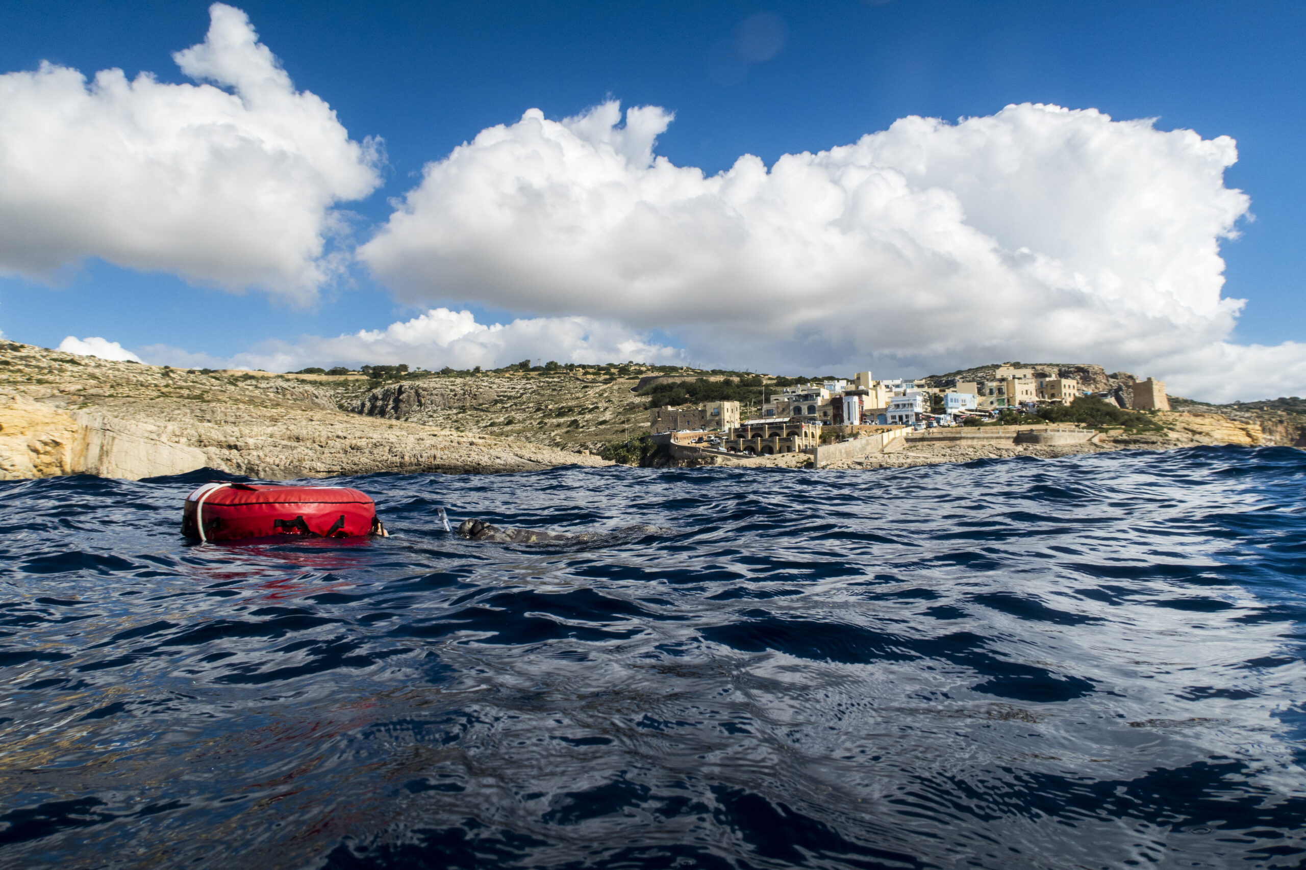 Freediving Malta and Gozo