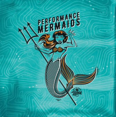 Performance mermaids