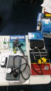 Diver Medic Technician DMT Course
