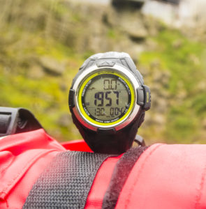 Salvimar one spearfishing watch
