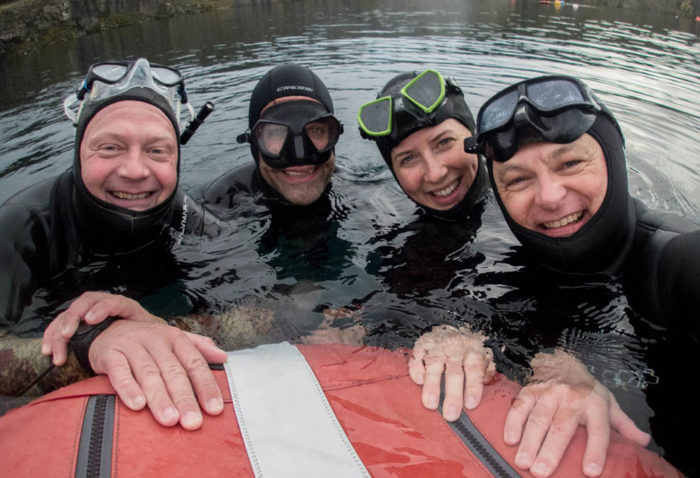 AIDA Instructor Freediving Course